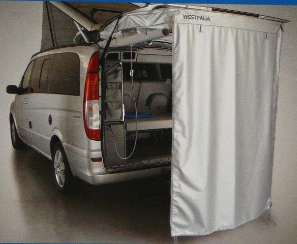 Mercedes Viano Marco Polo VS Volkswagen T5 California !!! Cabine11