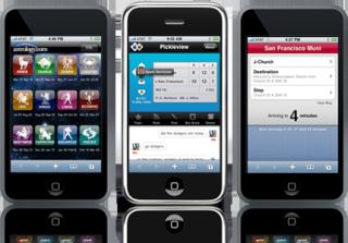 Mejor móvil avanzado 2008: iPhone Iphone10