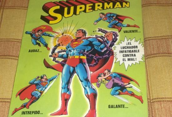Superman Bruguera nº 1 111