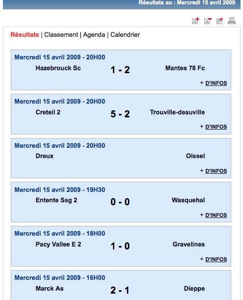 Résultat Dreux-Oissel  >>>> : 0 · 1 Image_10