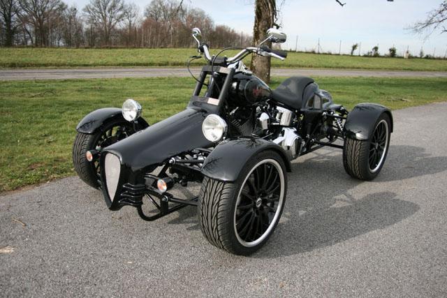 Harley-Davidson Limoges propose une Harley 4 roues Harley10
