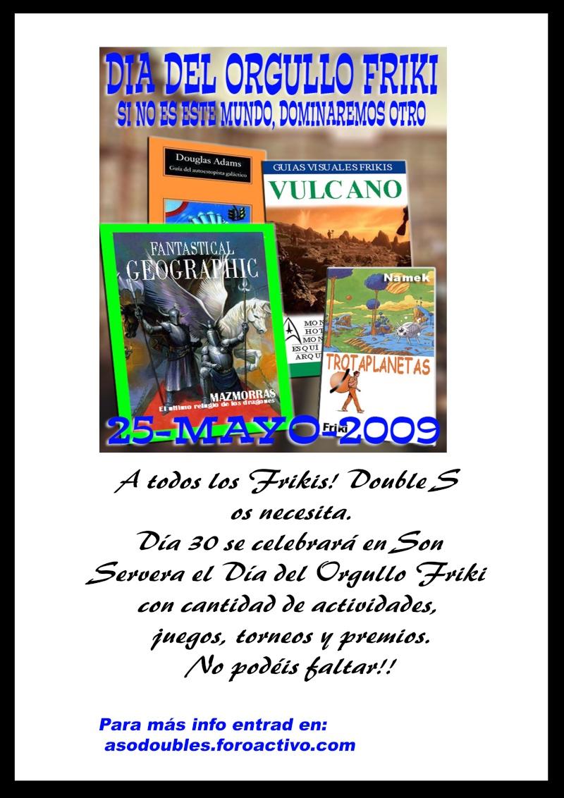 Día del Orgullo Friki! 30.05 Cartel10