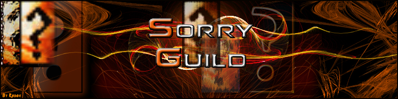 Sorry Guild.  Come and Play