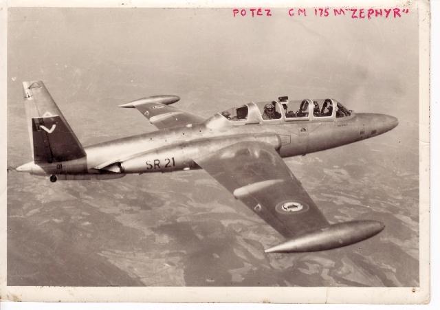 [Aéronavale divers] Historique des Etendard IVM et Fouga Zéphyr Fouga_10