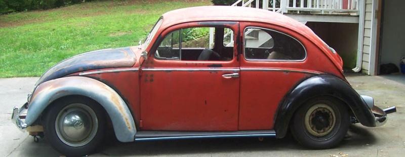 My 1959 Euro Bug 100_5323