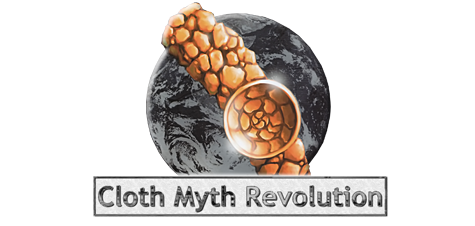 Feliz Natal Cloth Myth Revolution Logo310