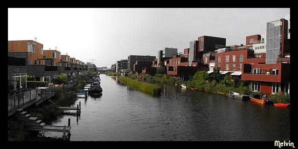architecture aux Pays-Bas Canaux11