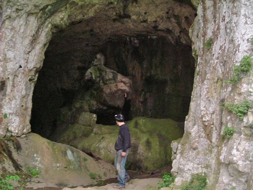 Tan Yr Ogof Caves Dscf2711