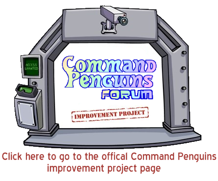 Command Penguins Improvement Prog Comman16