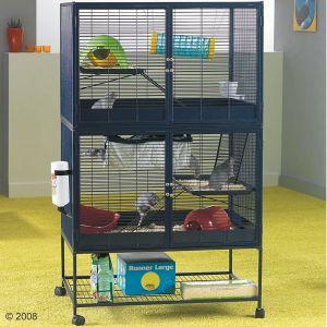Cage Royale suite comme Neuve (separable) !!!  NORD 59 12518111