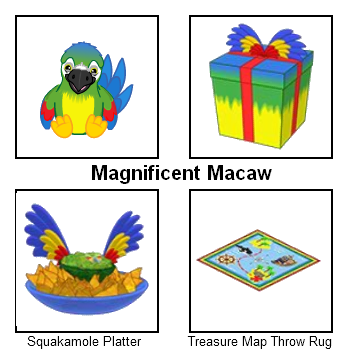 New Magnificent Macaw Coming to Webkinz World Soon Magnif10