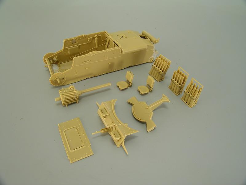 Joses Build: Marder III H (Tristar) Montaj12
