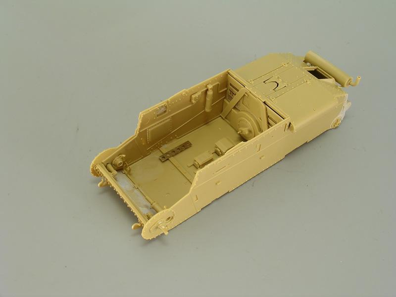 Joses Build: Marder III H (Tristar) Montaj13
