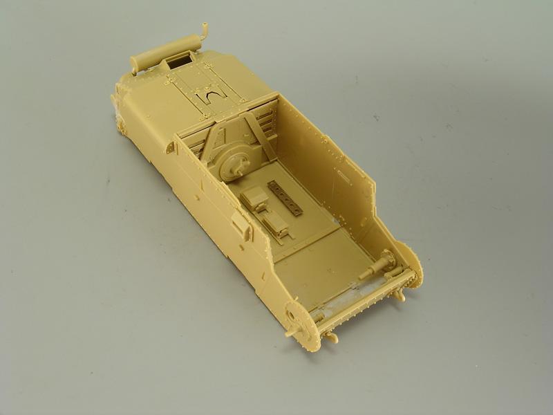 Joses Build: Marder III H (Tristar) Montaj14