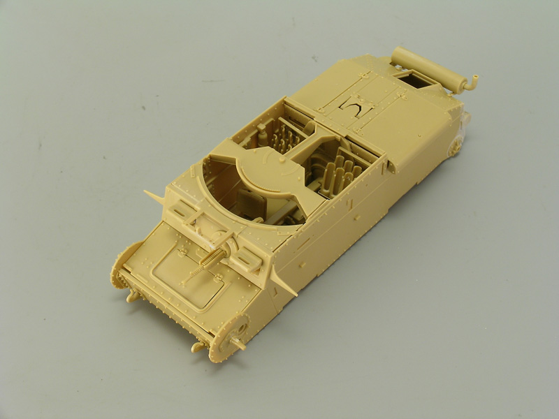Joses Build: Marder III H (Tristar) Montaj15