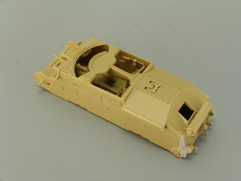 Joses Build: Marder III H (Tristar) Montaj16