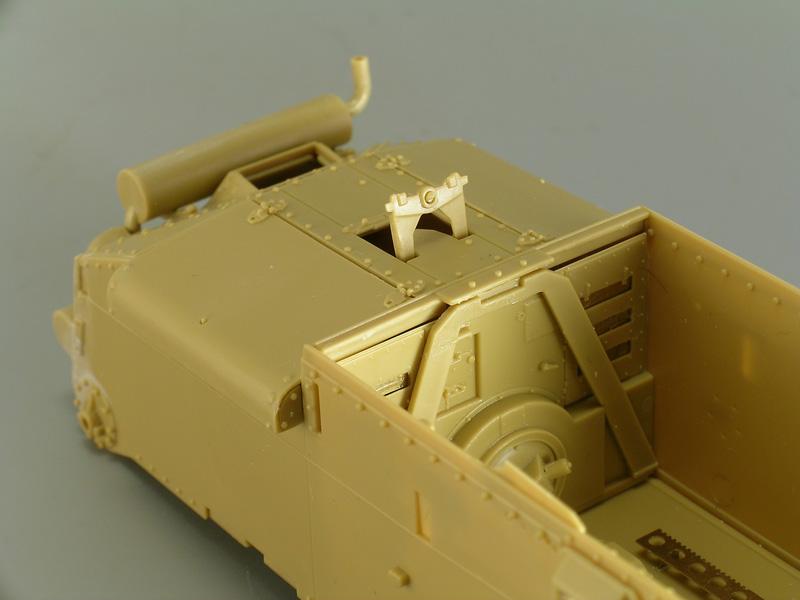 Joses Build: Marder III H (Tristar) Montaj18