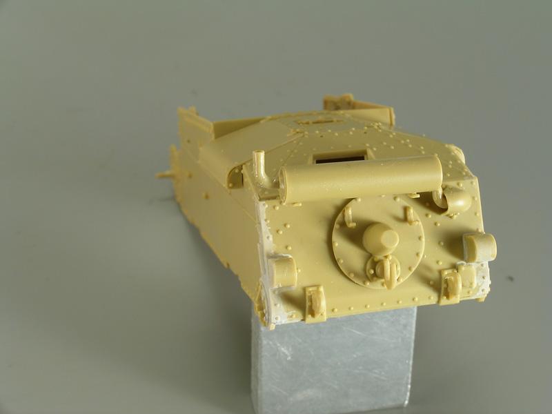 Joses Build: Marder III H (Tristar) Montaj19