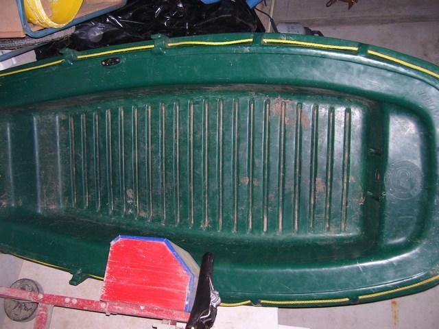 vend barque de peche Mini-110