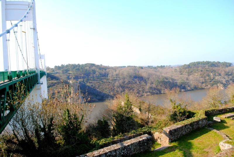 Chaland en briere, Plage de carnac, La briere, Larmor Baden, Pont de la roche Bernard / 5 photos Pont_d10