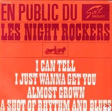 night rockers - belgique- 1960- Night_10