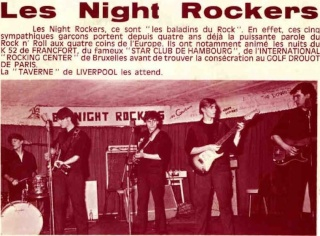 night rockers - belgique- 1960- Zzzzzz10