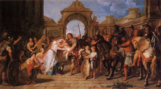 La guerre de Troie A1760110