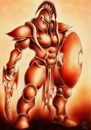 La Mythologie Grecque Ares10