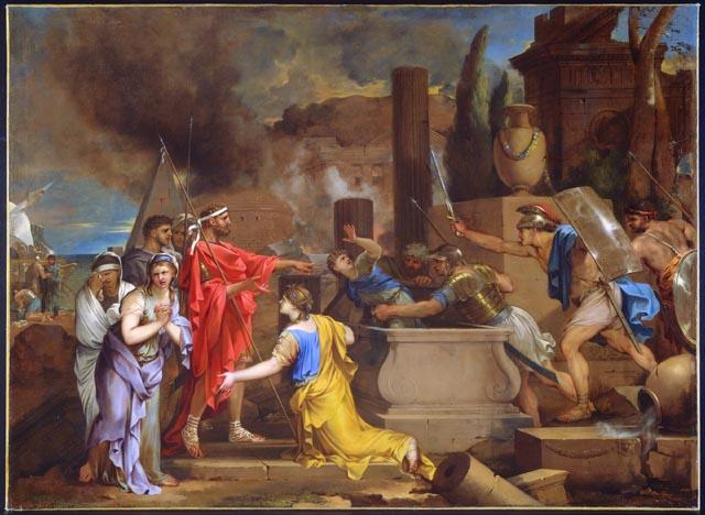 La guerre de Troie Astyni10