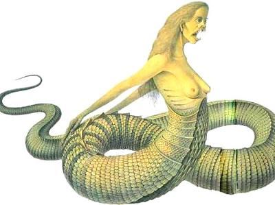 La Mythologie Grecque Echidn10