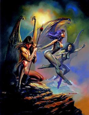 La Mythologie Grecque Furies10