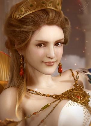 La Mythologie Grecque Hera110