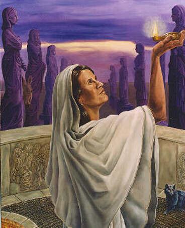 La Mythologie Grecque Hestia10