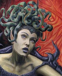 La Mythologie Grecque Meduse10
