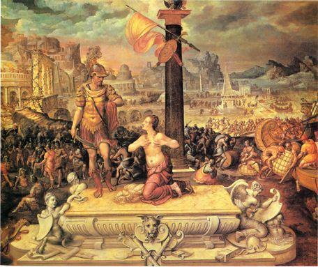 La guerre de Troie Polyxe10