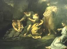 La guerre de Troie Thetis10
