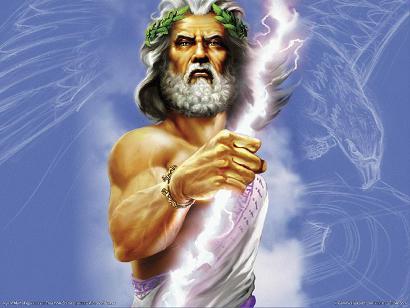 La Mythologie Grecque Zeus-g10