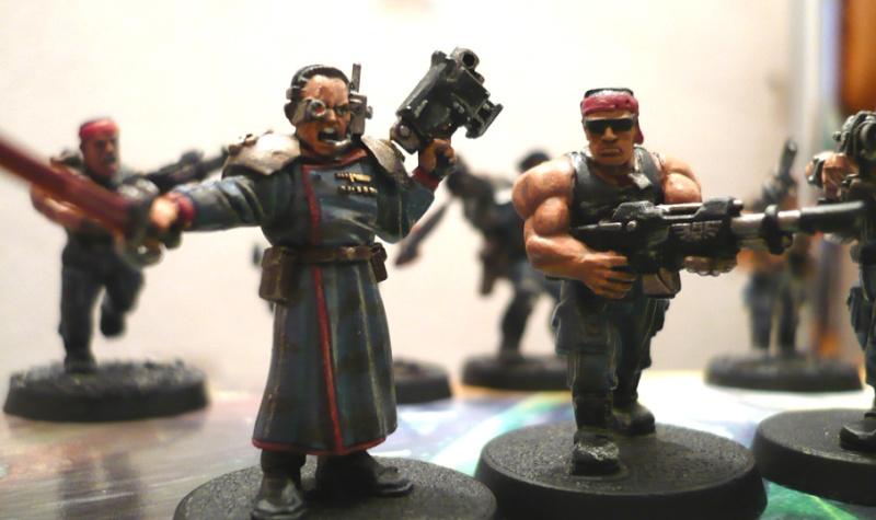 Galerie de Dindon: Space Marines et autres ! Gardes14