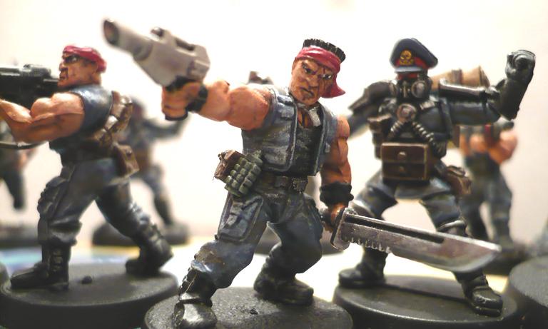 Galerie de Dindon: Space Marines et autres ! Gardes15