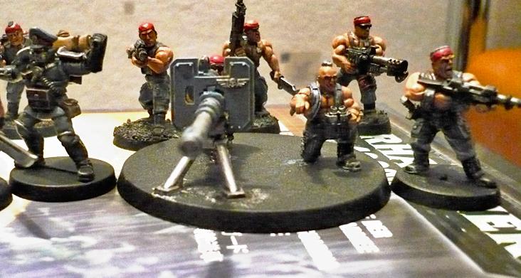 Galerie de Dindon: Space Marines et autres ! Gardes16