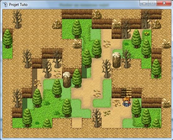 Tutoriel - Passage à niveaux [Event] Map10