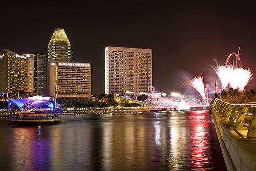 Jeux Olympiques de la Jeunesse - Singapour 2010 - Cérémonies d'ouverture et clôture 38951110
