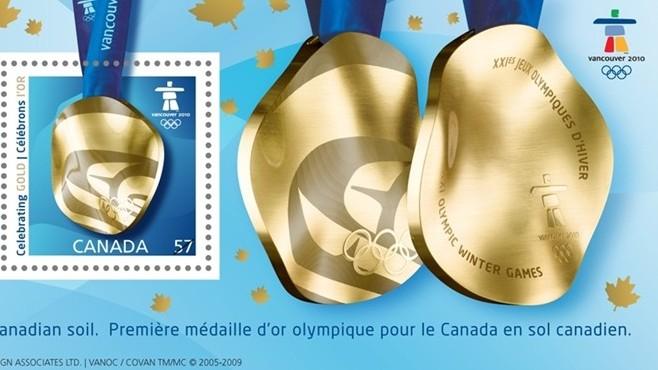 Timbres Officiels (Canada) des Jeux Olympiques de Vancouver 2010 42051_10