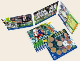 Slovaquie - Pièces commémoratives pour la Coupe du Monde de Football FIFA 2010 en Afrique du Sud 93591510