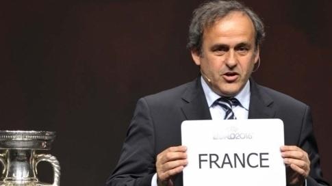 La France candidate à l'Euro 2016 (Football) 94586910