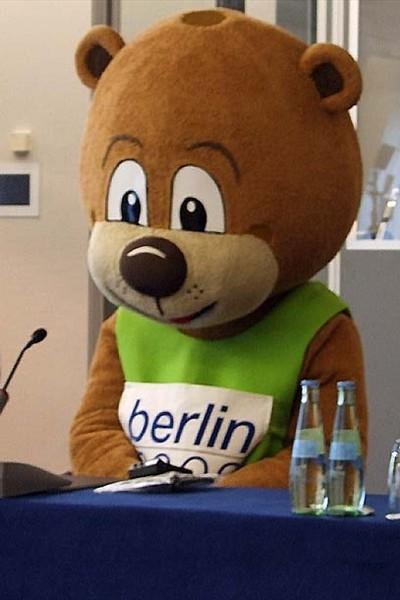 Berlino : la mascotte des Championnats du Monde d'Athlétisme 2009 Berlin12