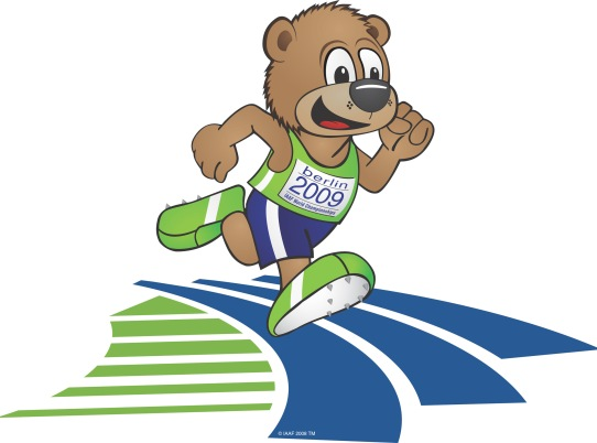 Berlino : la mascotte des Championnats du Monde d'Athlétisme 2009 Berlin14