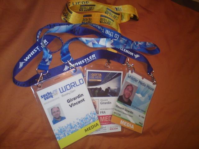 www.afcos.org reconnu comme média aux Jeux Olympiques & Paralympiques 2010 Dsc00810