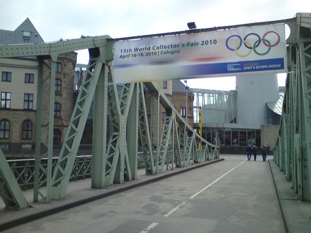Foire aux Collectionneurs Olympiques - Cologne 2010 Dsc01616