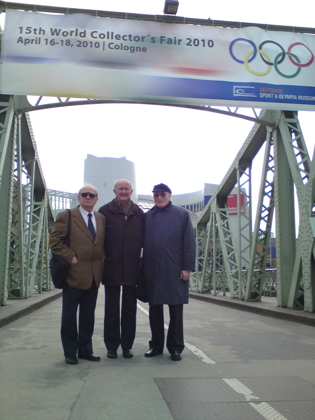 Foire aux Collectionneurs Olympiques - Cologne 2010 Dsc01617